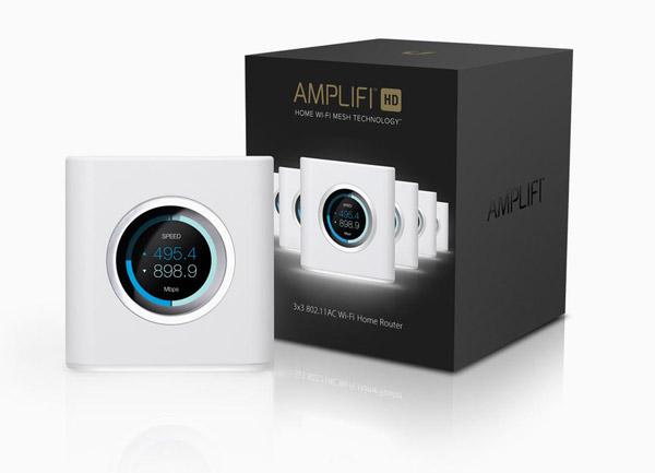 AmpliFi HD Mesh Router - embalagem