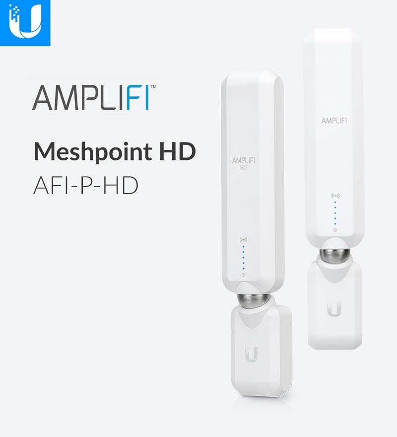 AmpliFi HD MeshPoint - apresentação
