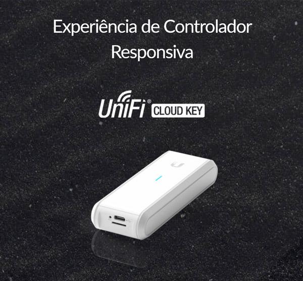UniFi Cloud Key Gen2 - detalhes adicionais