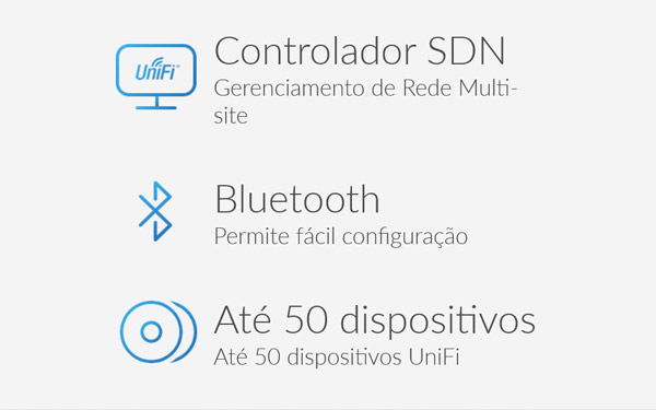 UniFi Cloud Key Gen2 - features