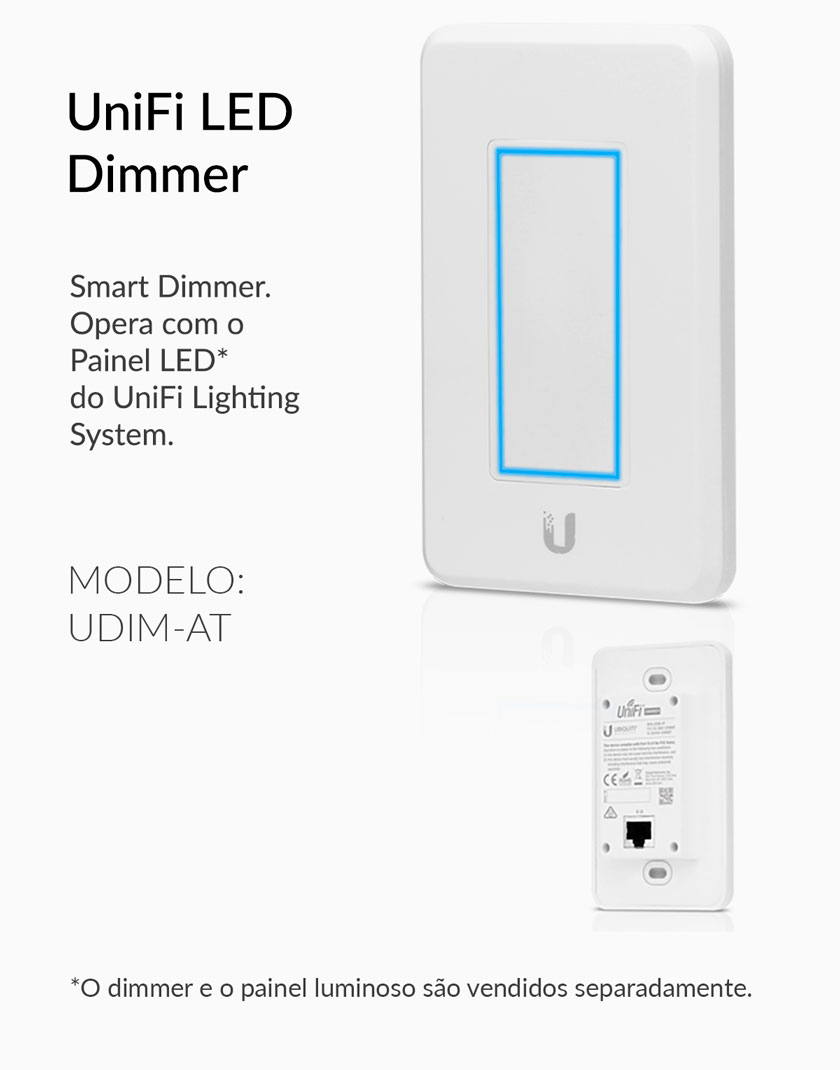 UniFi LED Dimmer - intro