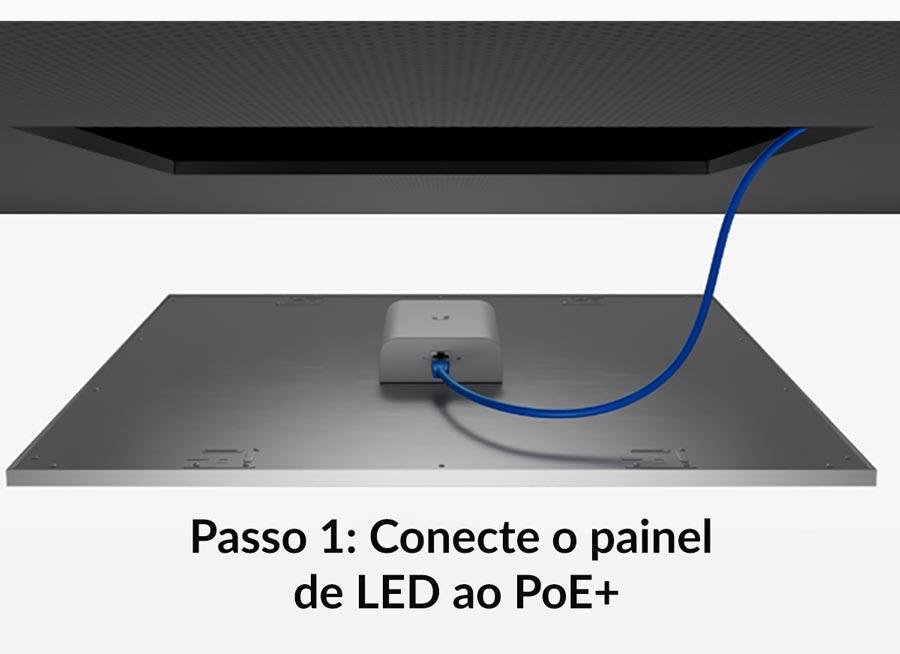UniFi LED Panel - passo 1
