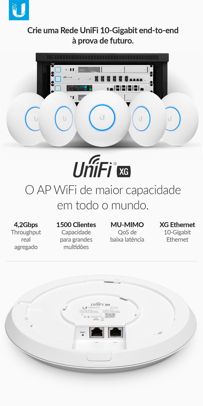 UniFi XG - apresentação
